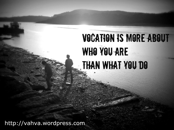 Vocation - photo taken by Bryony Taylor, Rockcliffe, Scotland